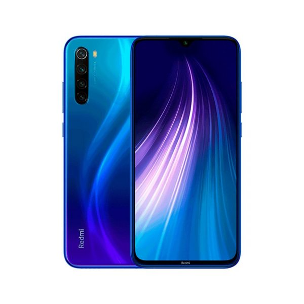 3.Redmi Note 8