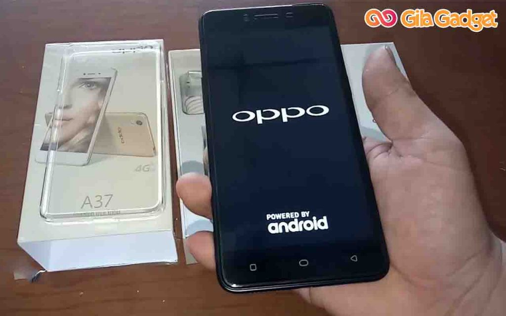 HP Oppo Neo 9 A37