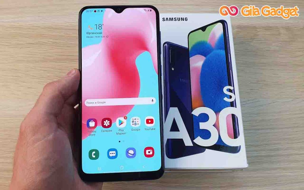 HP Samsung Galaxy A30s