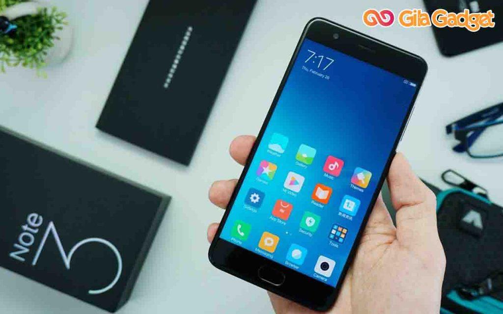 HP Xiaomi Mi Note 3