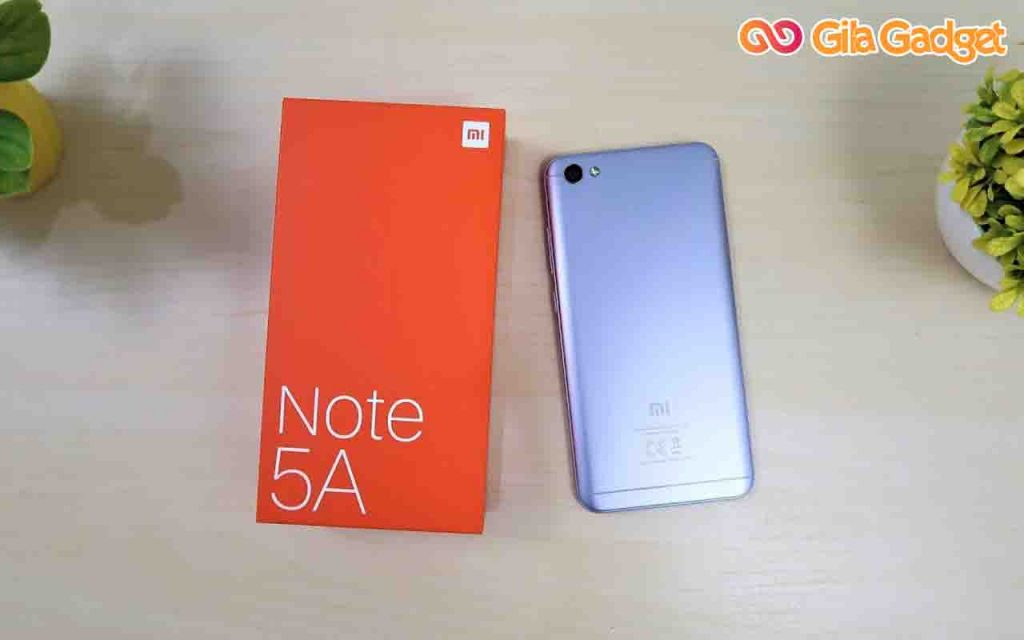 HP Xiaomi Redmi Note 5A