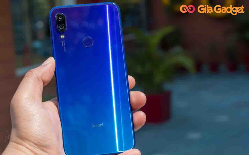 HP Xiaomi Redmi Note 7