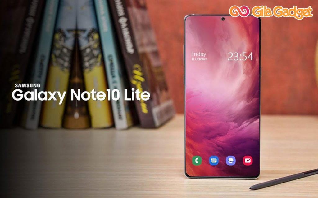 HP Samsung Galaxy Note 10 Lite NFC