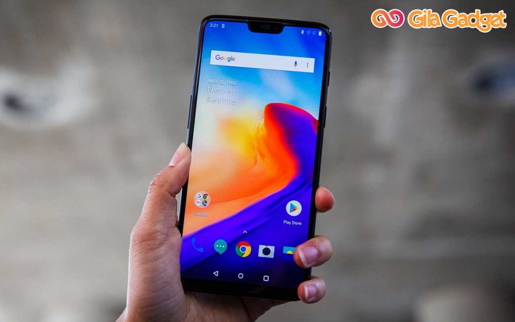 HP OnePlus 6 Snapdragon 845
